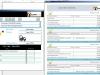 Форма отображения заказов в базе данных курсовой работы