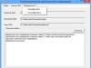 Работа программы при шифровании информации