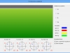Основное окно программы построения графиков математических функций