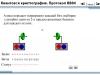Демонстрация работы протокола квантовой криптографии - BB84