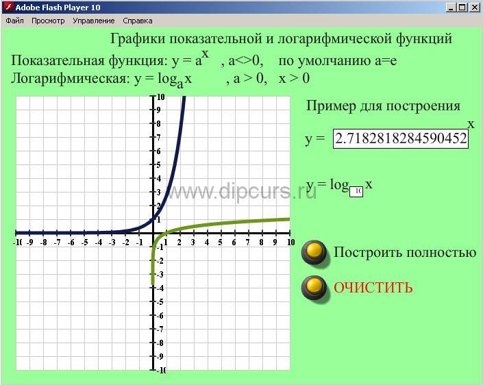 Методика преподавания dipcurs Обучающий flash проект по методике преподавания математики