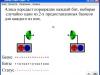 Передача бит информации при квантовой криптографии в презентации курсовой работы