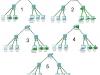 Этапы процесса работы команды ping в разработанной сети