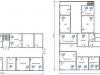 Предпроектная ситуация дипломной работы: планы первого и второго этажей