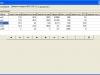 Управление параметрами стандарта Ethernet в базе данных Access разработанной программы