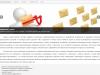 Главное окно модуля информационной рассылки предприятия дипломной работы
