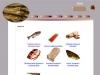 Страница товаров web сайта дипломной работы