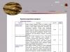 Страница управления товарами в административной части web сайта