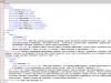Реализация многоязычности - XML файл русского языка